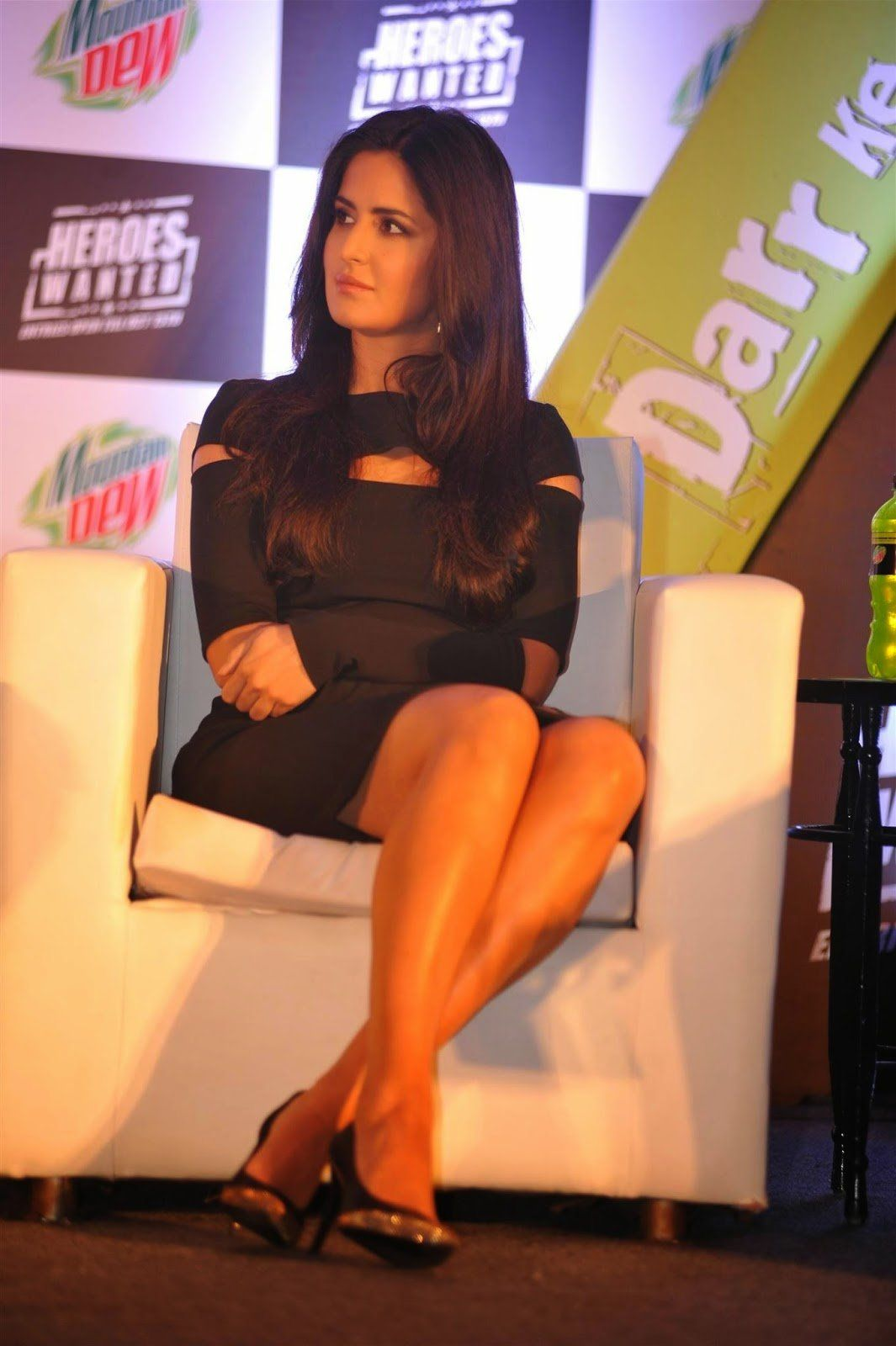Sex big kaif leg Katrina