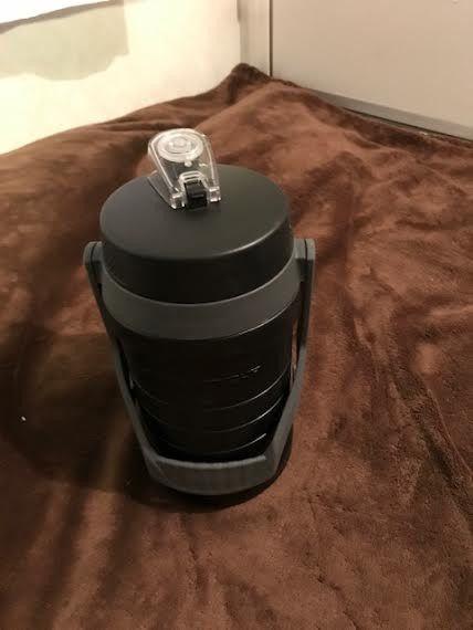 under armour 64 ounce foam insulated hydration bottle 64 oz black under armour 64 ounce foam insulated hydration bottle