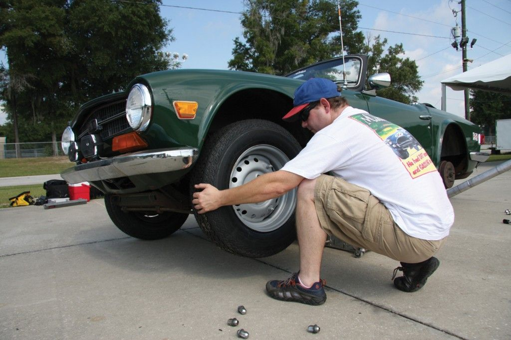 Fresh rubber getting the right tire for the job moss