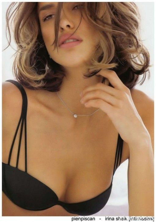 Irina Shayk - Intimissimi Fall 2008 (11) | Intimo e Costumi da Bagno ...