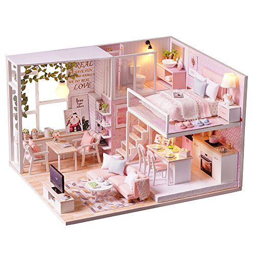 Honestly Anything Like This Would Be Good I Like Cafe Scenes Diy Dollhouse Wooden Dollhouse Dollhouse Kits