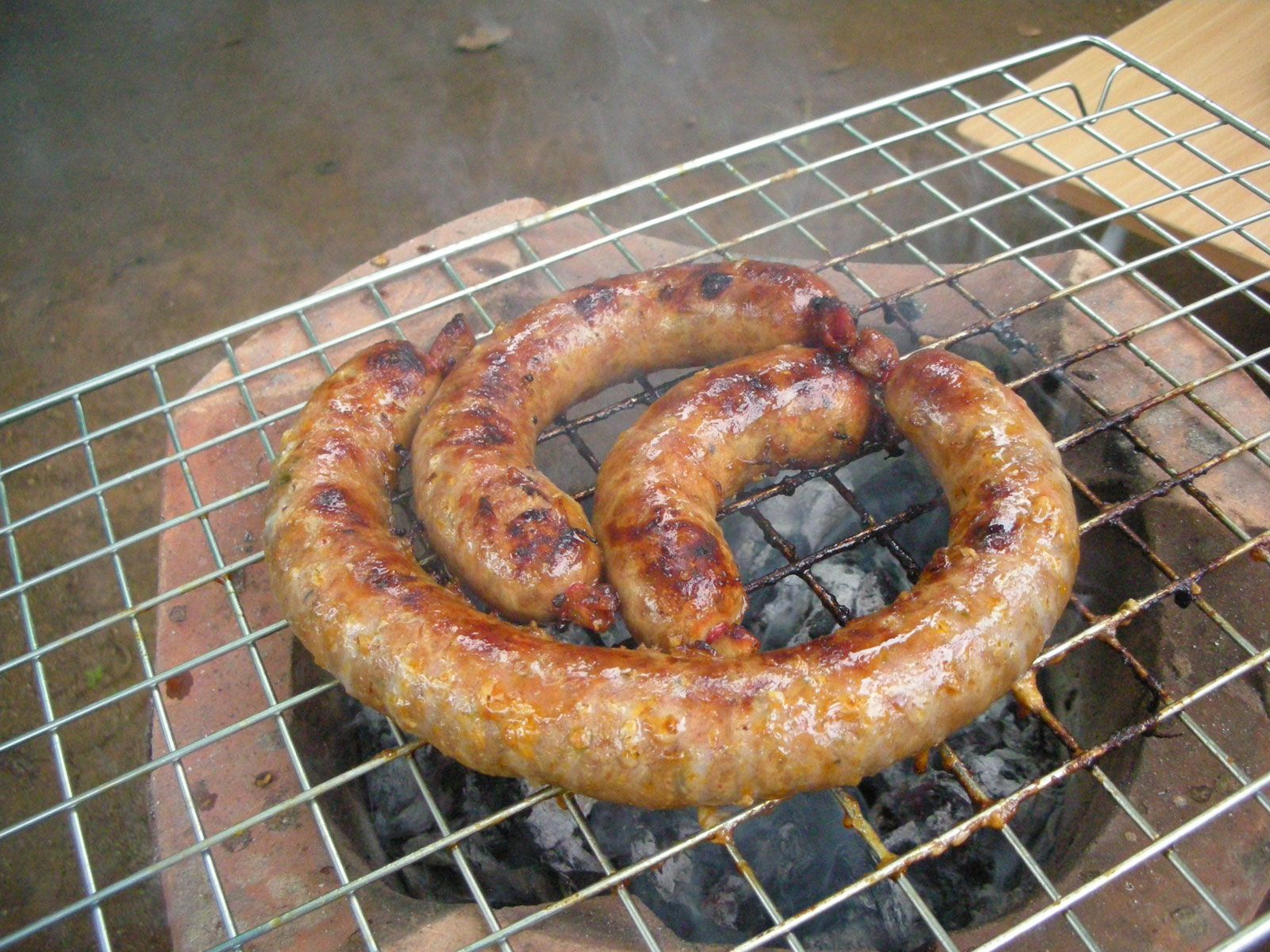 Authentic Thai recipe for Northern Thai Sausage, 'Sai Oua' from