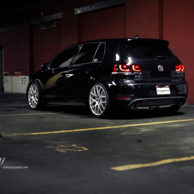 VW Golf 6 GTI Wallpaper Volkswagen Cars Wallpapers And Backgrounds