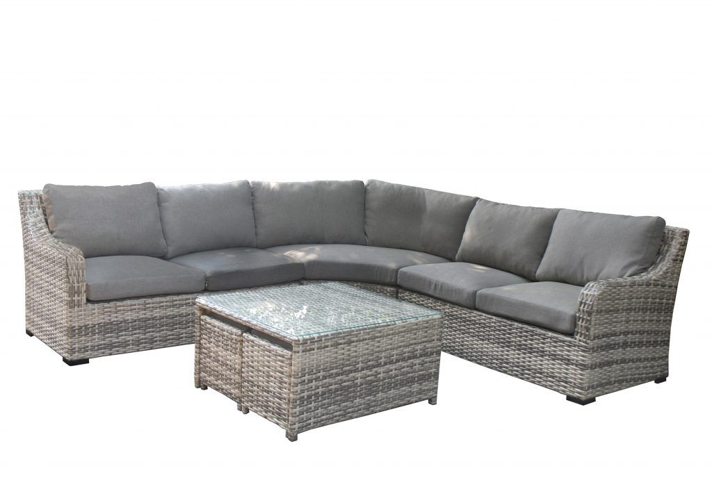 Wondrous Breton 6 Piece Aluminum Wicker Sectional Set In 2019 Patio Cjindustries Chair Design For Home Cjindustriesco