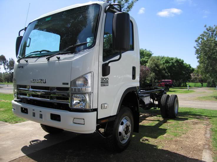 Isuzu NPS | Isuzu | Trucks, Vehicles