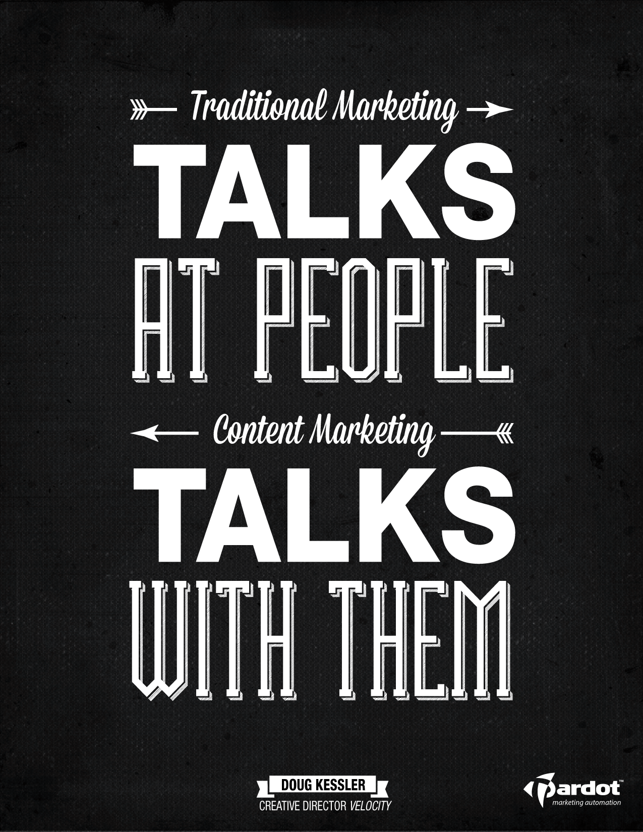 For The Love Of Marketing An Original Poster Series -