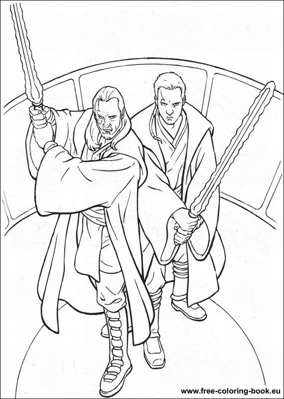 Coloring pages Star Wars ABC1 Coloring Pages Pinterest Star