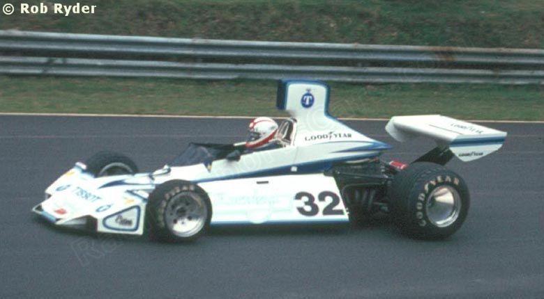 Brabham BT42 RAM