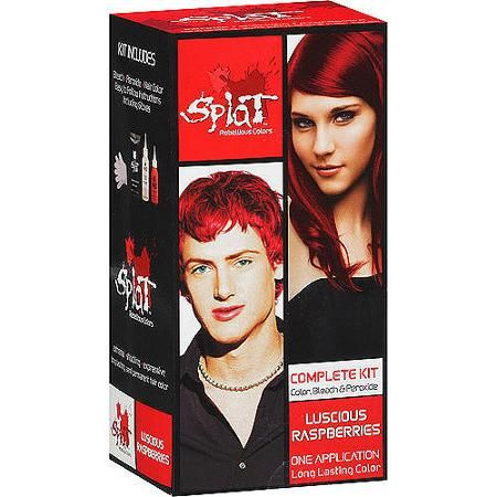 Beauty Permanent Red Hair Dye Raspberry Hair Color Raspberry Hair
