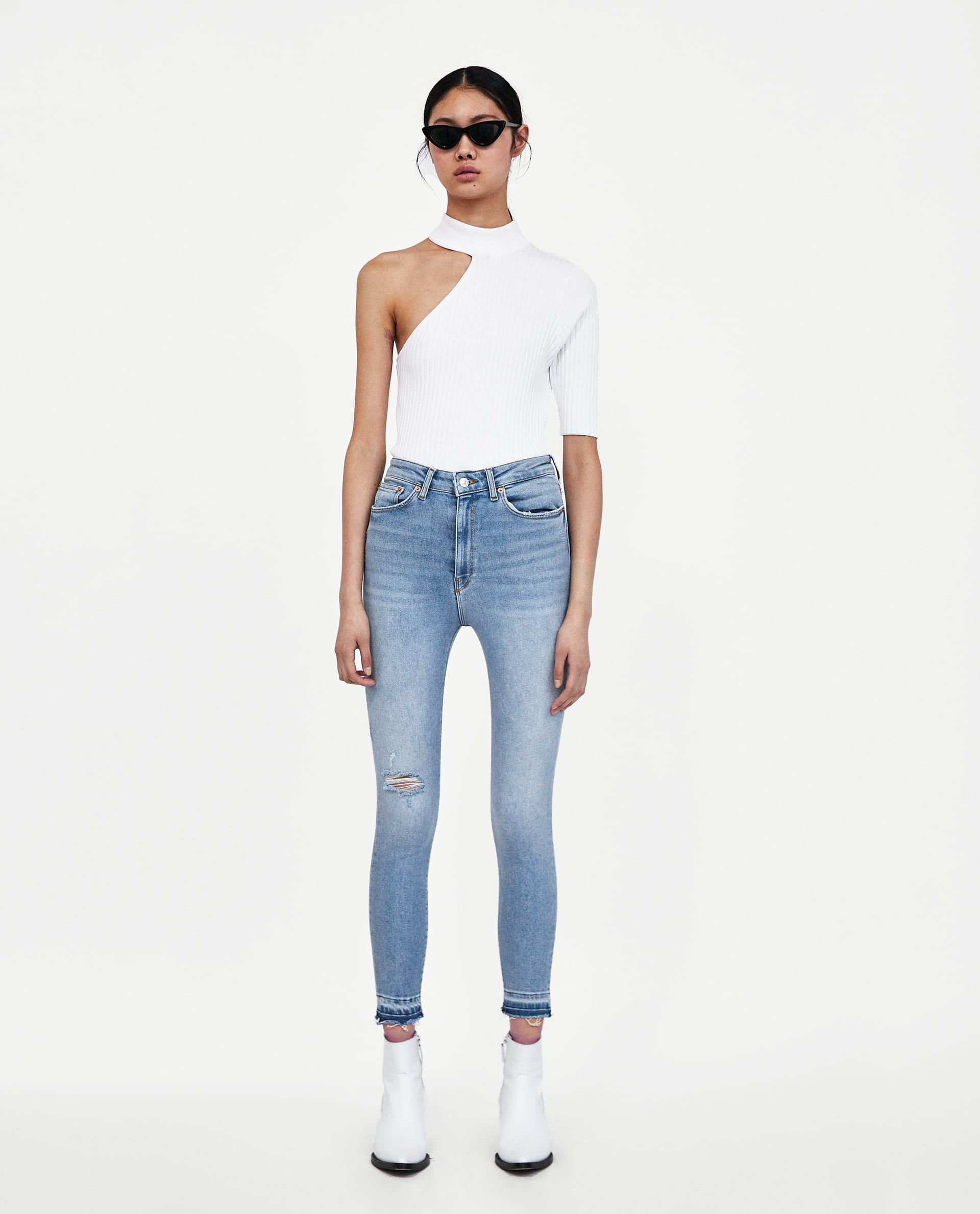 f3e265b4 JEANS 80´S HIGH WAIST SONORA BLUE | My Style | Jeans, Blue jeans ...