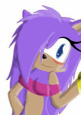 Jenny the Hedgehog by jen766
