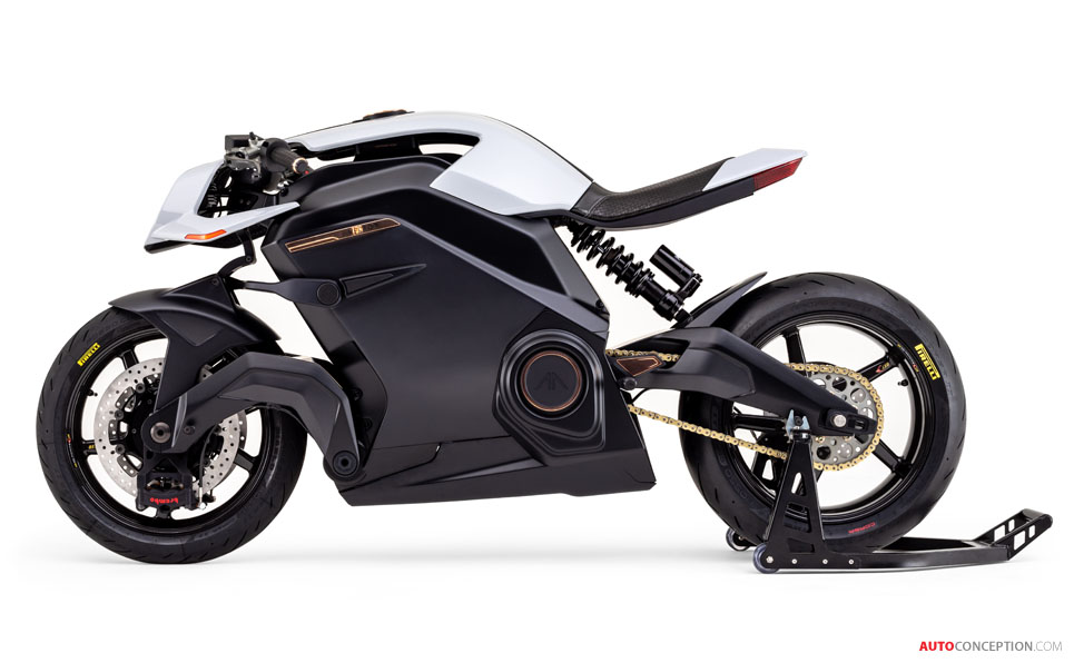 2020 Arc Vector Electric Motorcycle Electric Motorcycle