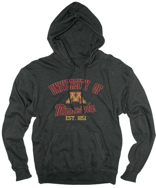 Explore MN - Hooded Sweatshirt H7H3d1r