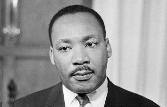 Martin Luther King Jr. (9w1 so/sx) - Enneagram Type 9 Wing