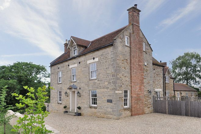 Restored English Farmhouse