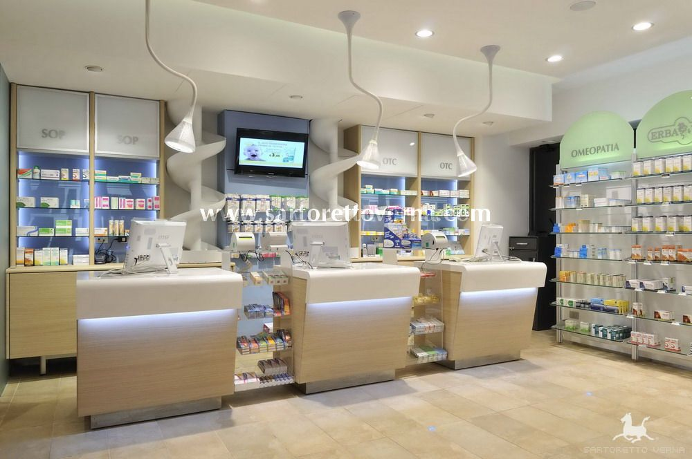 Pharmacy Design Ideas awesome modern pharmacy design by karim rashid Pharmacy Design Pictures Pharmacies Decorations Ideas 16534codejpg