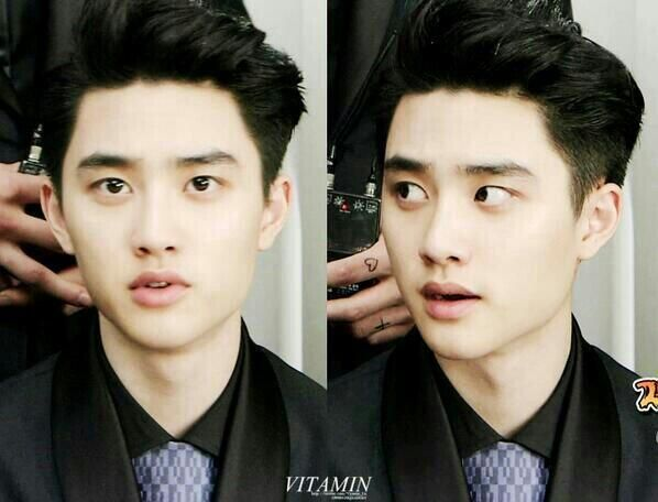 [CAP] 140510 D.O @ Entertainment Weekly