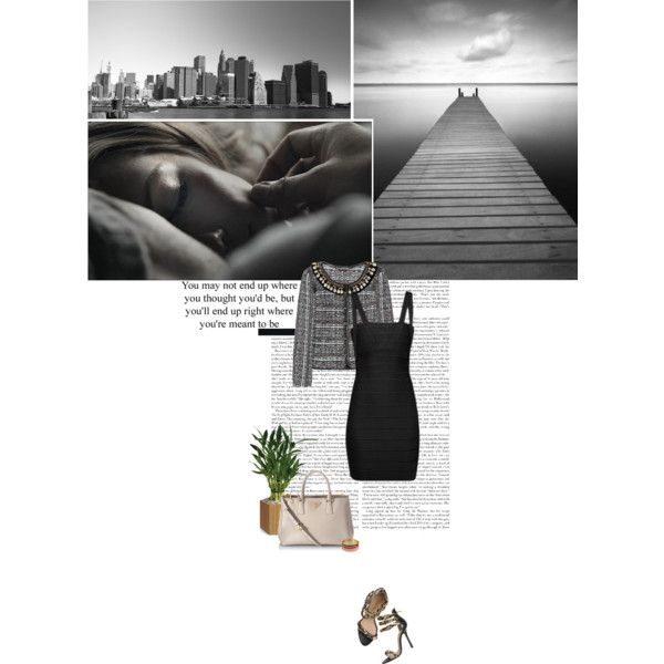 Finding The Calm Amidst Chaos, created by punkybaby on Polyvore