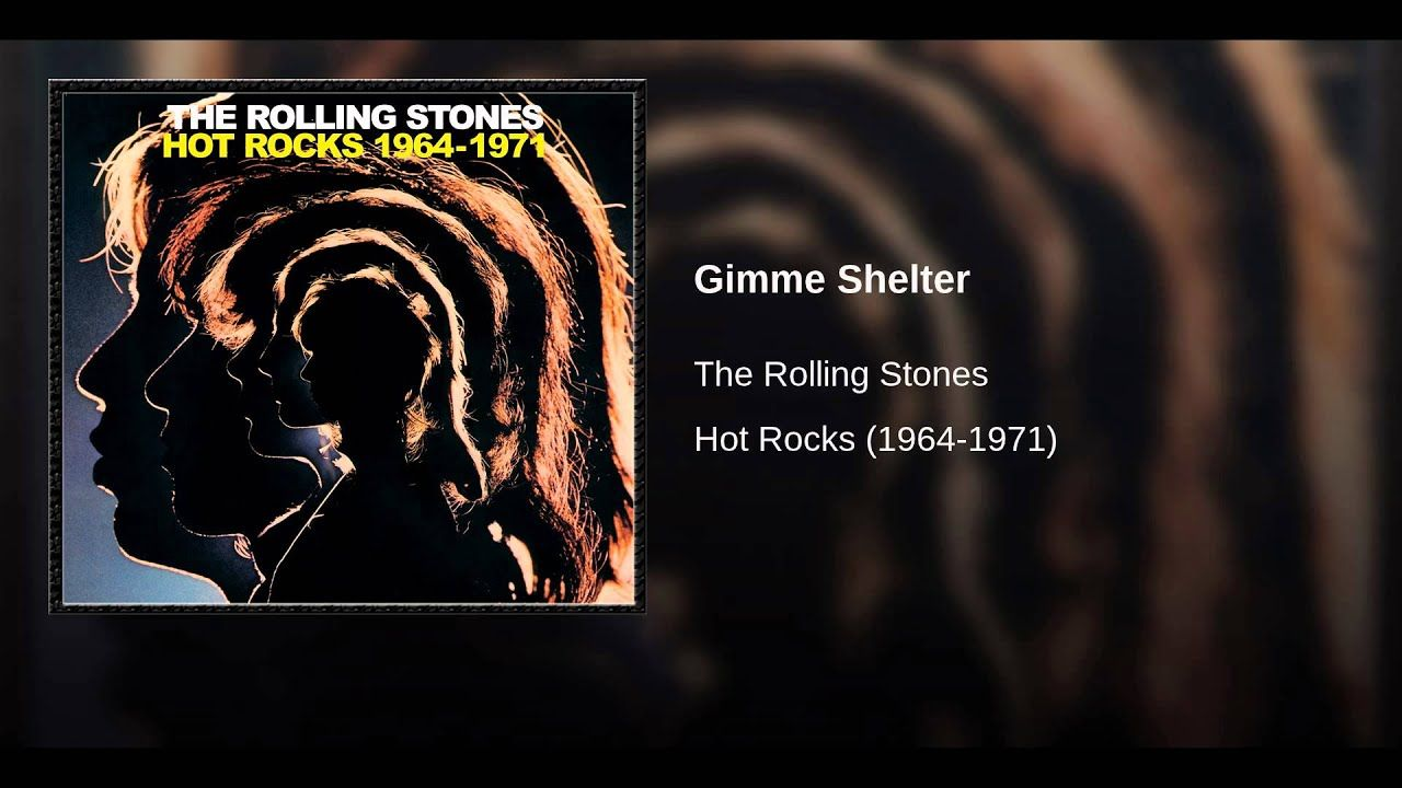 Gimme Shelter Rolling stones, Universal music, Midnight