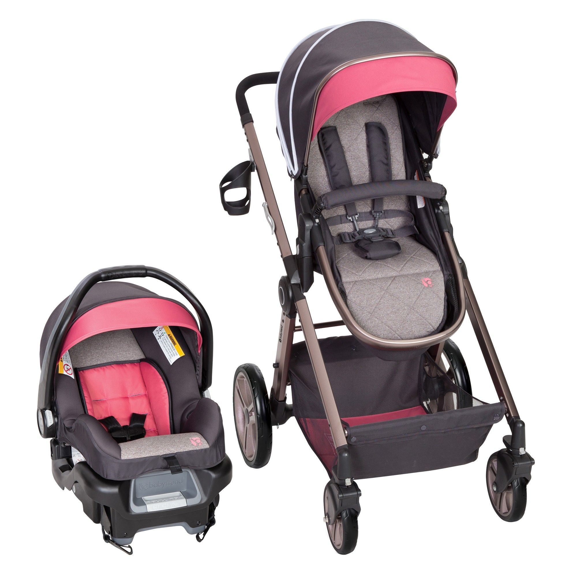 Baby Trend Expedition Jogger Travel System Vs Graco