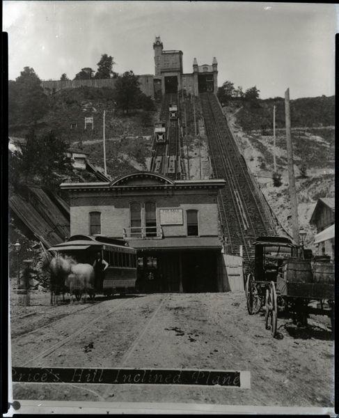 Price Hill S Incline 1920 Cincinnati Ohio History Cincinnati