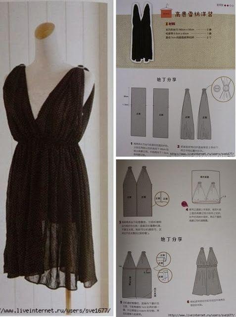 Grecian Style Dress Patterns