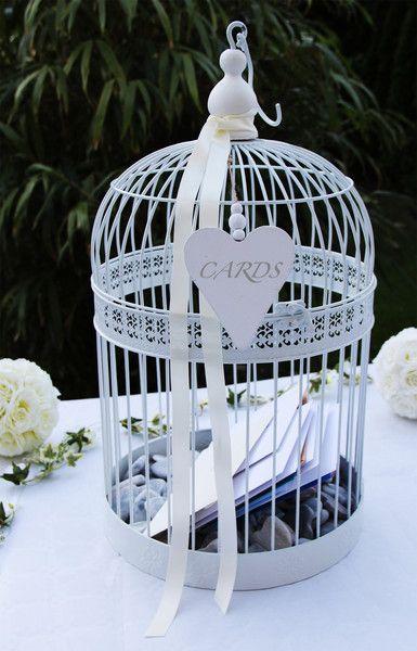 Hochzeitsdeko Kafig Kartenaufbewahrung Dekokafig Hochzeit Box