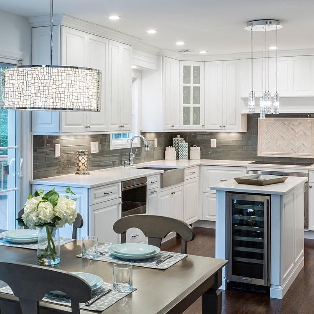 "By Jennifer Scully Designs "" | Kitchen Design Ideas | Pinterest ..."