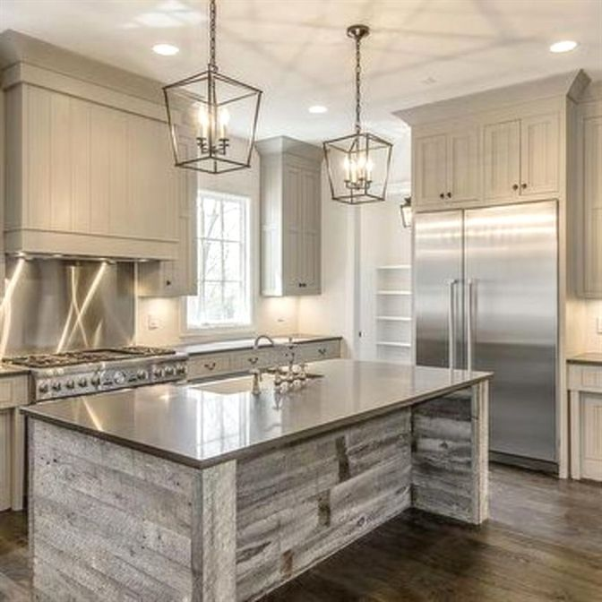 12 Best Simple Kitchen Design for Middle Class Family with Photo Gallery Ideas   Simple kitchen ...