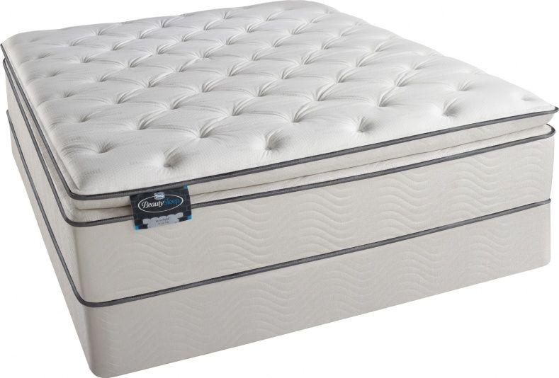 Simmons Pillow Top King Mattress Quartos Founde