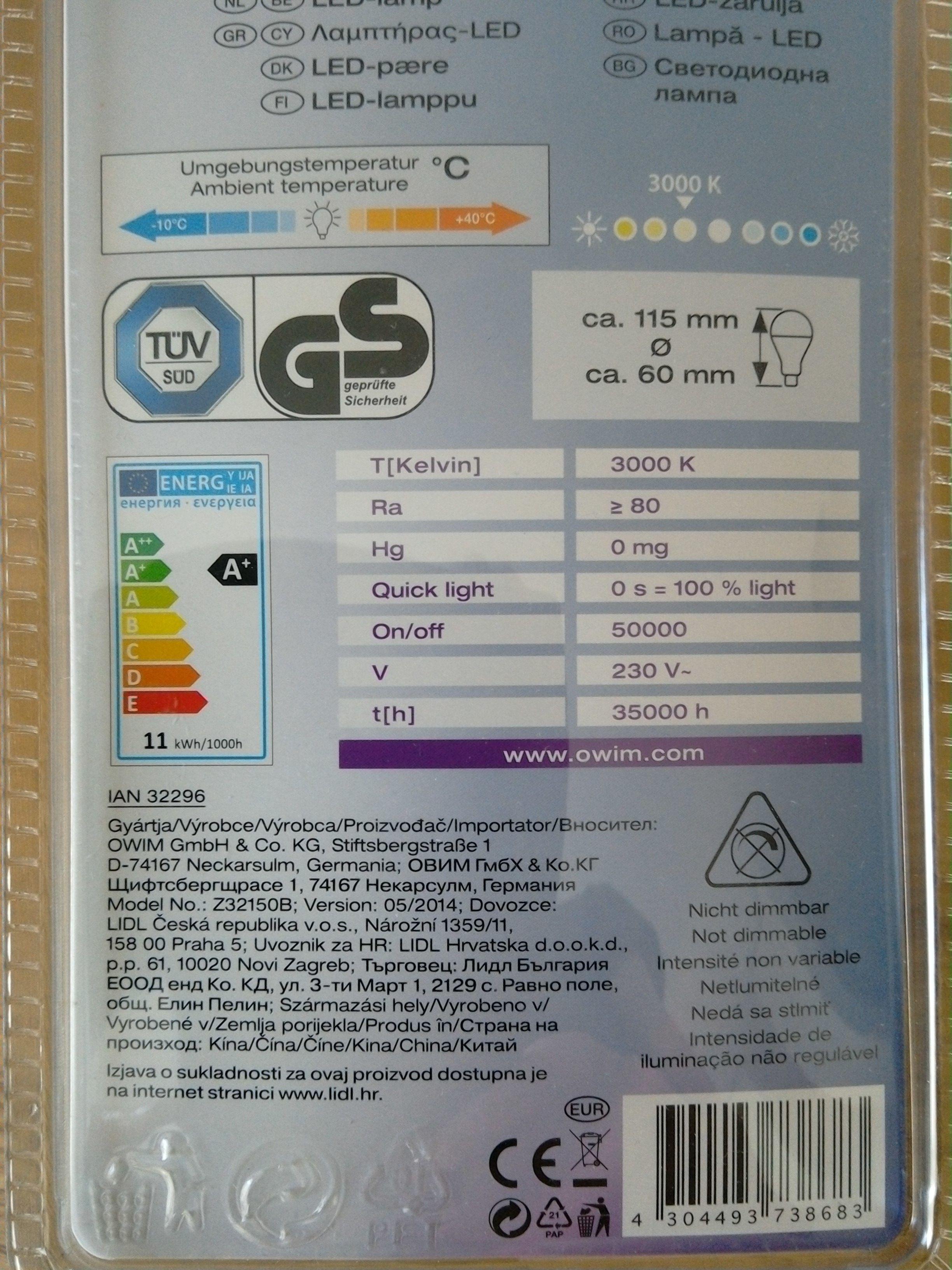 a2cda3311a77340fecf62fee947c9cd2 Fabelhafte Led Lampen E27 Test Dekorationen