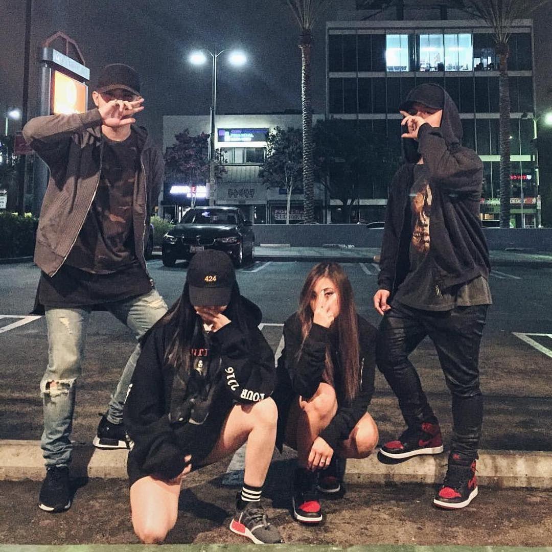 Squad Fuccboi Friend Photos Friend Photoshoot Korean Best Friends
