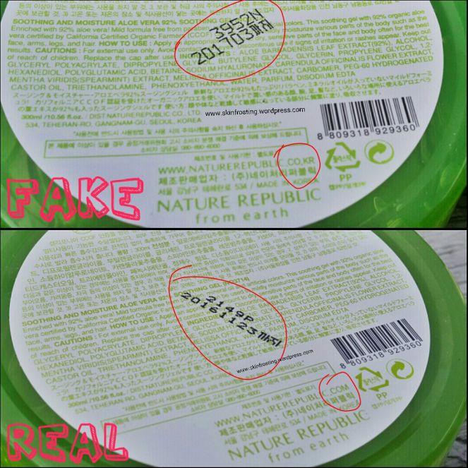 Review Nature Republic Aloe Vera 92 Soothing Gel Untuk Jerawat