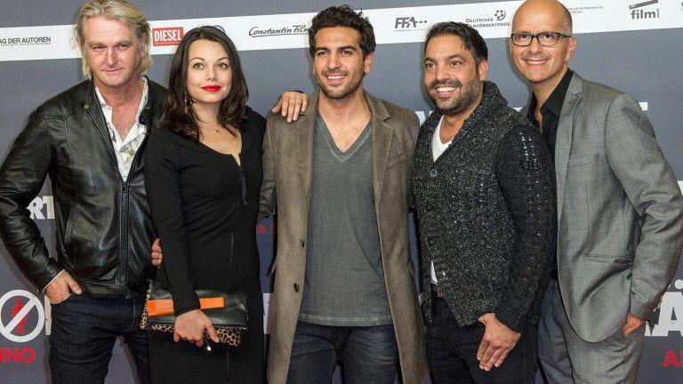 Pin On Mannerhort Premiere In Frankfurt