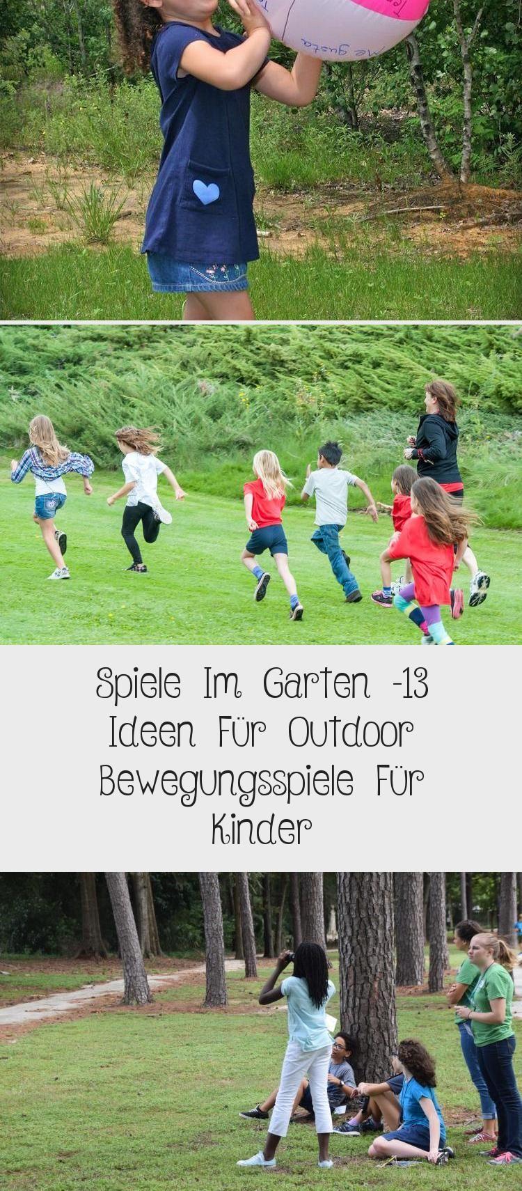 Spiele Im Garten 13 Ideen Fur Outdoor Bewegungsspiele Fur Kinder Spiele Im Garten Outdoor Training Spiele Fur Kinder