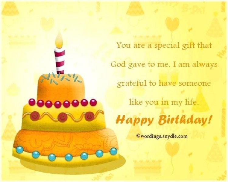 Happy Birthday Invitation Card With Name Written