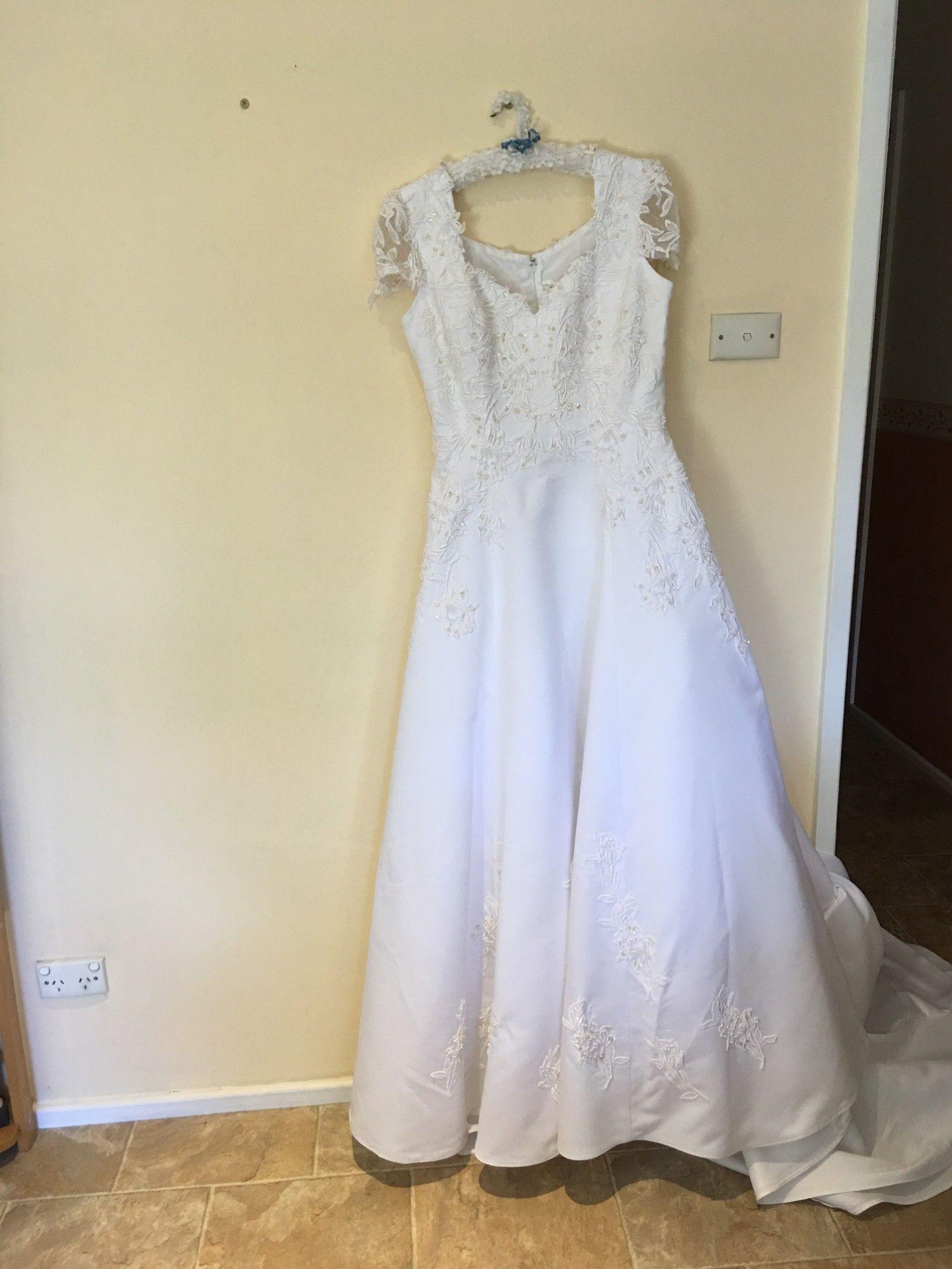 Wedding dresses used  ALine Wedding Dress in   S u J  Pinterest  Wedding dresses