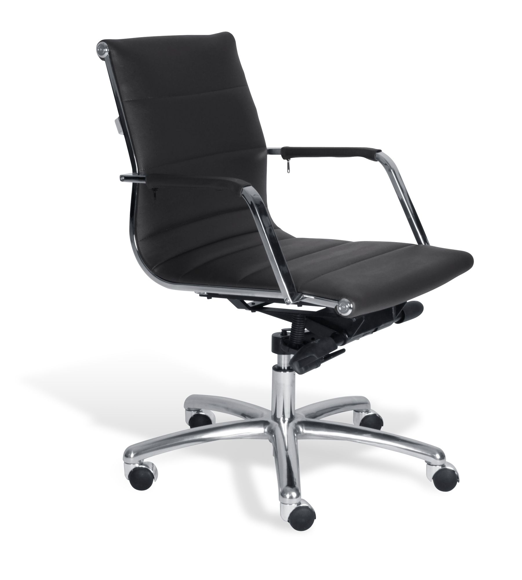 The Ergo Office Carl Low Back Conference Chair Modern Office