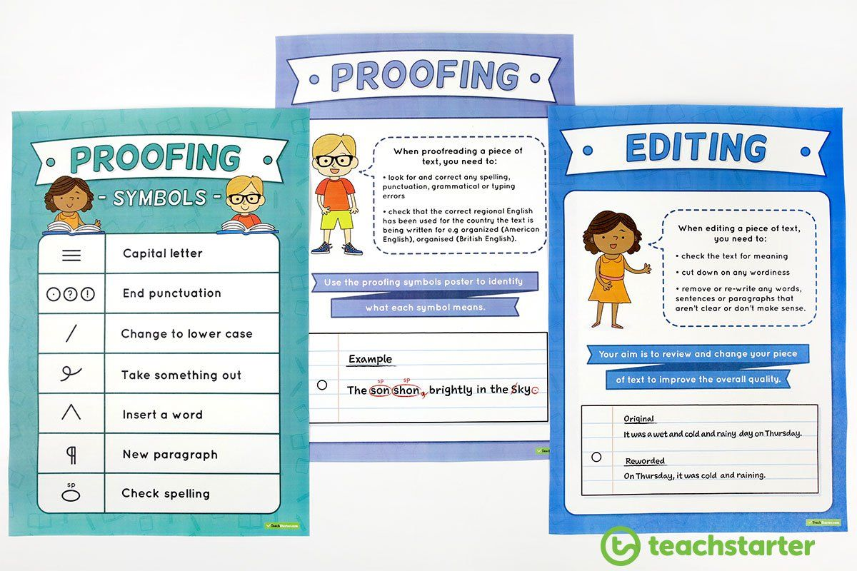 30 Resources And Tips To Help Your Students Love Editing