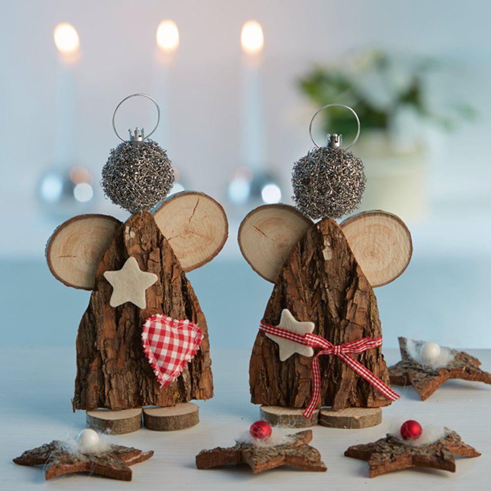 Weihnachten nat rlich dekorieren ideen zum selbermachen gerlinde auenhammer - Weihnachten dekorieren ...