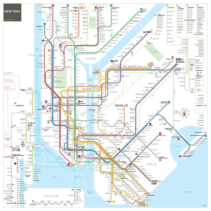 New York City Subway Map Poster.New York City Subway Map Photographic Print Chambre Pour Henry