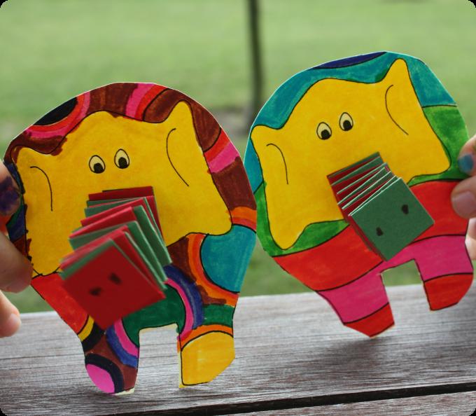 das verfuchste klassenzimmer e elmar be elmer the elephants kindergarten und animals. Black Bedroom Furniture Sets. Home Design Ideas