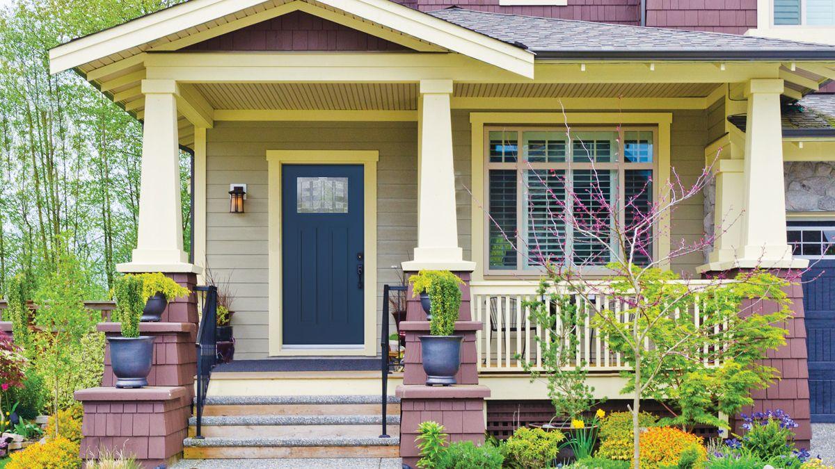 ThermaTru Benchmark Doors at Lowe's Patio, Doors, Home
