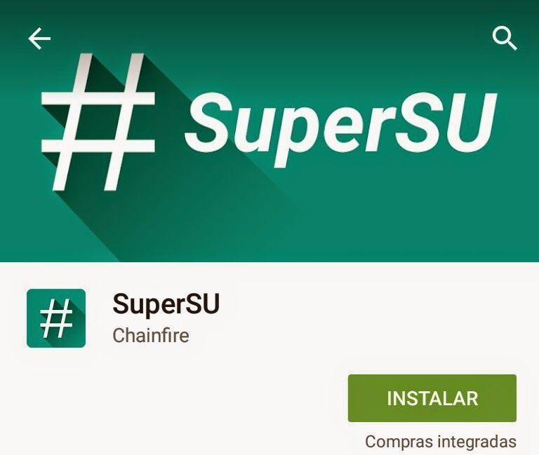 CyanogenMod 12 - Android 5 0 Lollipop : Instalar SuperSU ( solución