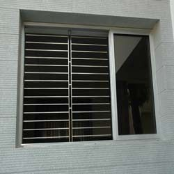 Square Bar Window Grill Design Photos42