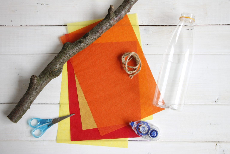 Photo of Upcycling idea for Sankt Martin: tinker bottle torch – lavender blog