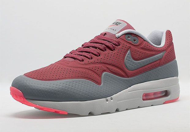 separation shoes 2cd93 07f2d Nike Air Max 1 Ultra Moire - Cedar - Dark Grey - SneakerNews.com
