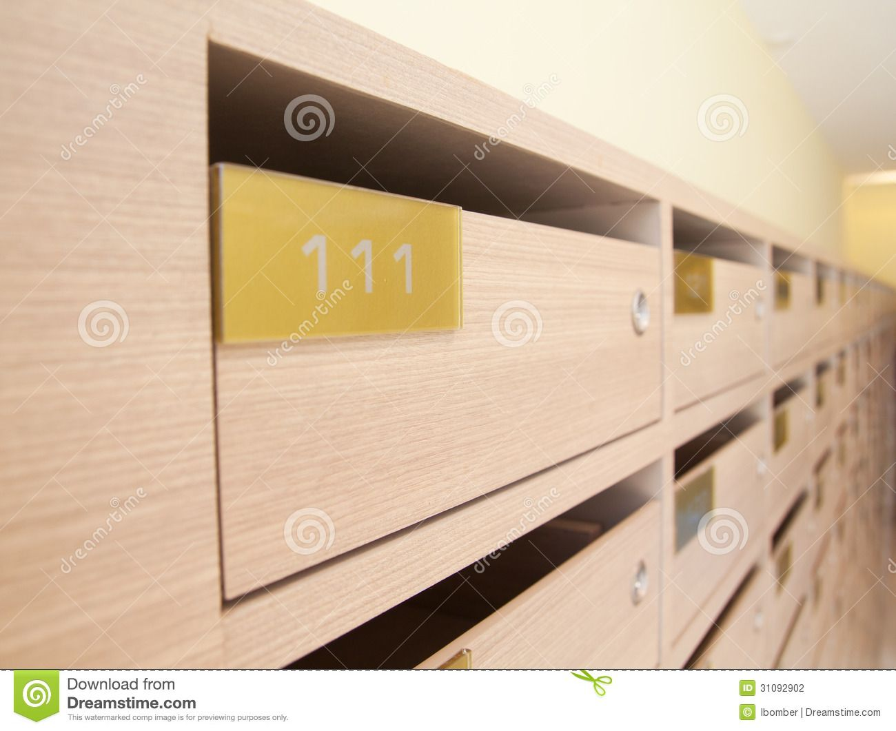 apartment mailbox design - Google Search | mail box | Pinterest ...
