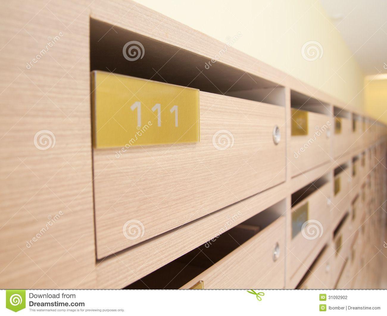 apartment mailbox design - google search | interiors - mercé