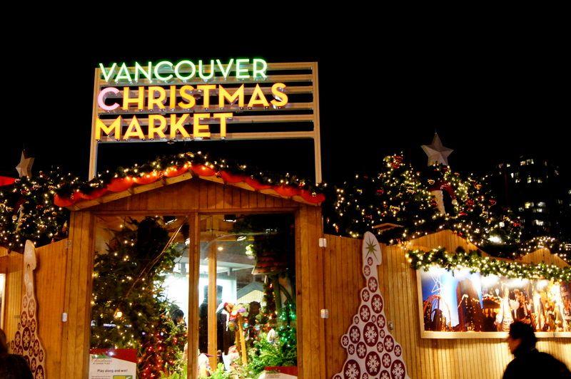 Vancouver Christmas Market Vancation Christmas Time Vancouver Christmas Market Christmas Christmas World